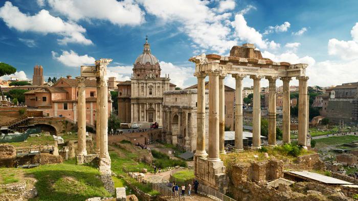 סיור רומא העתיקה - יובל להב